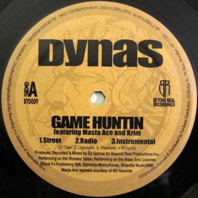 Dynas - Game Huntin'