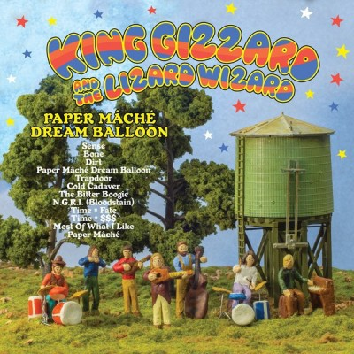 King Gizzard And The Lizard Wizard -  Paper Mâché Dream Balloon