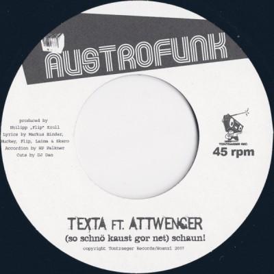 Texta Ft. Attwenger - (So Schnö Kaust Gor Net) Schaun!