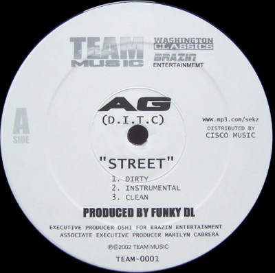 AG / Sekz - Street / Far Rock