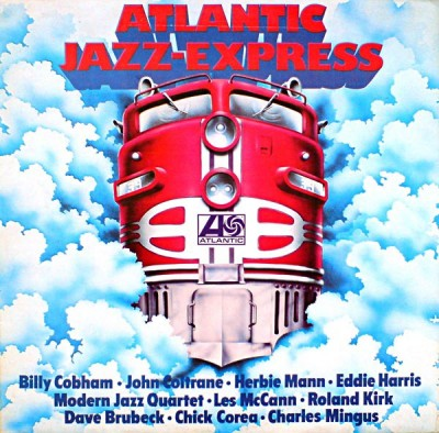 Various - Atlantic Jazz-Express