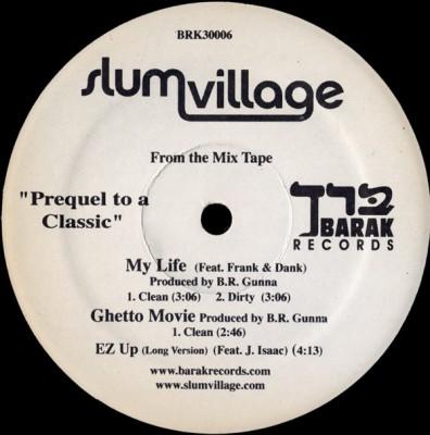 Slum Village - Prequel To A Classic / Ez Up