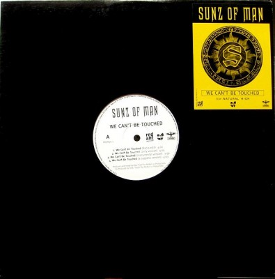 Sunz Of Man - We Can't Be Touched / Natural High