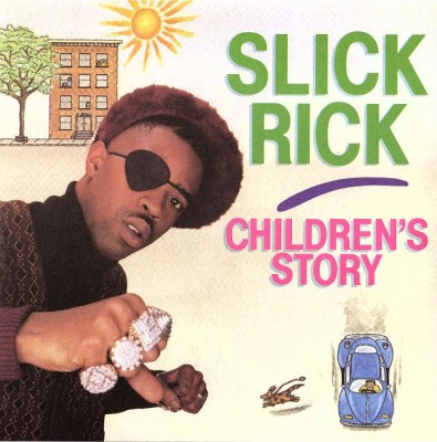 Slick Rick - Childrens Story