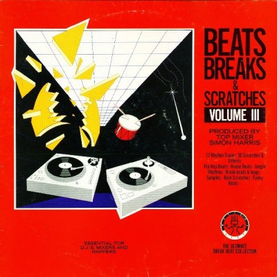 Simon Harris - Beats, Breaks & Scratches Volume 3