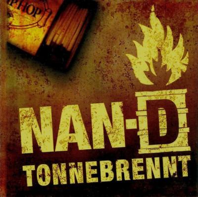 MC Nandiee - Tonne Brennt