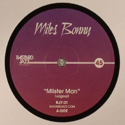 Miles Bonny - Miister Man