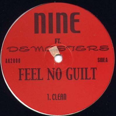 Nine Feat. Demastas - Feel No Guilt
