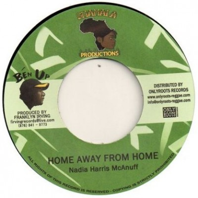 Nadia Harris Mcanuff - Home Away From Home