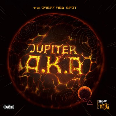 Jupiter A.K.A. - The Great Red Spot