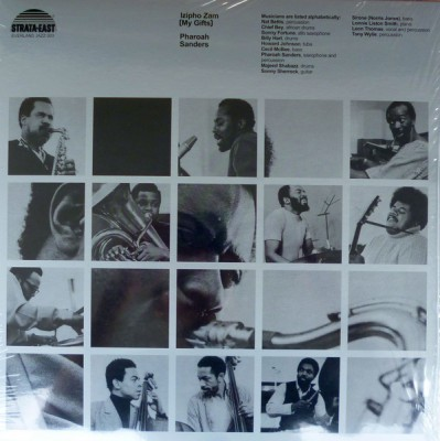 Pharoah Sanders - Izipho Zam (My Gifts)