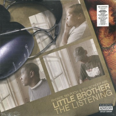 Little Brother - The Listening