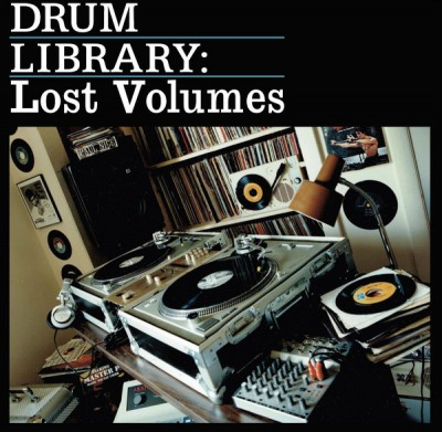 Paul Nice - Drum Library: Lost Volumes