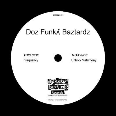 Doz Funky Baztardz - Frequency / Unholy Matrimony