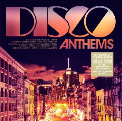 Various - Disco Anthems