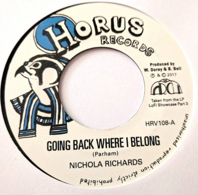 Nichola Richards - Going Back Where I Belong