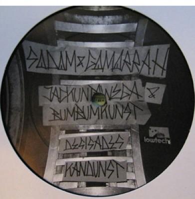 Jack Untawega - Sodom & Gomorrah EP