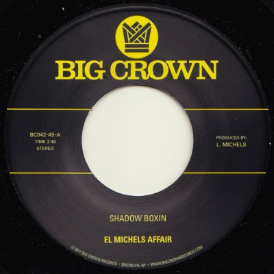 El Michels Affair - Shadow Boxin' / Iron Maiden