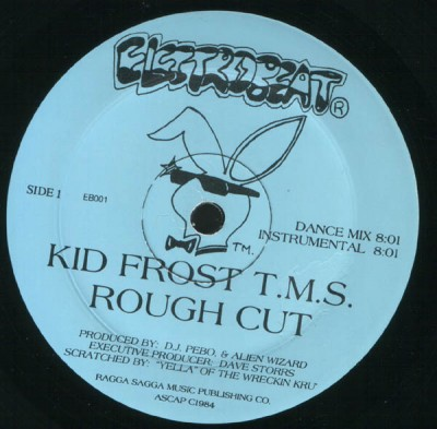 Kid Frost - Rough Cut