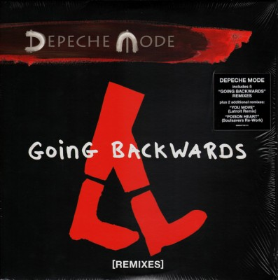Depeche Mode - Going Backwards [Remixes]