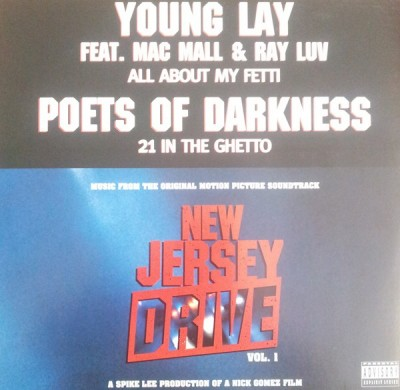 Young Lay / Poets Of Darkness - All About My Fetti / 21 In The Ghetto