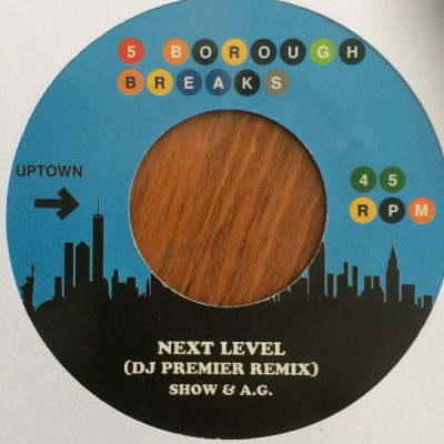 Show & A.G. / Maynard Ferguson - Next Level (DJ Premier Remix) / Mister Mellow