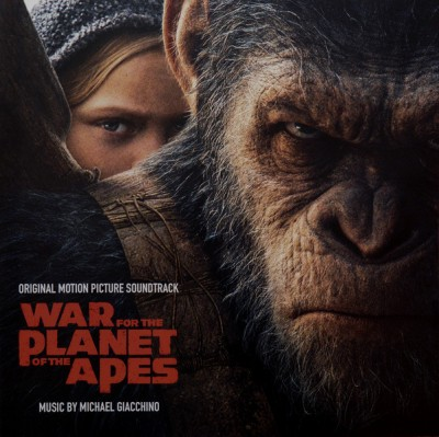 Michael Giacchino - War For The Planet Of The Apes (Original Motion Picture Soundtrack)