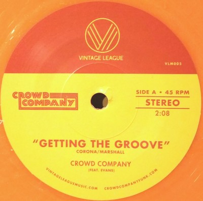 Crowd Company - Fever / Getting The Groove