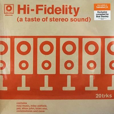 Various - Hi-Fidelity (A Taste Of Stereo Sound)