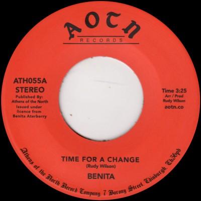 Benita - Time For A Change