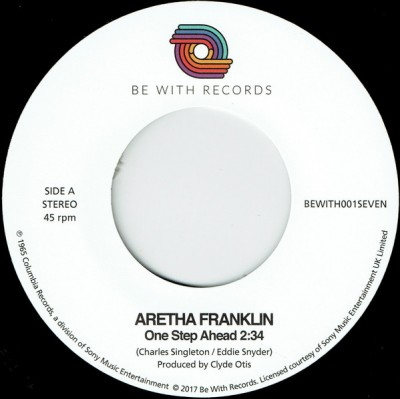 Aretha Franklin - One Step Ahead