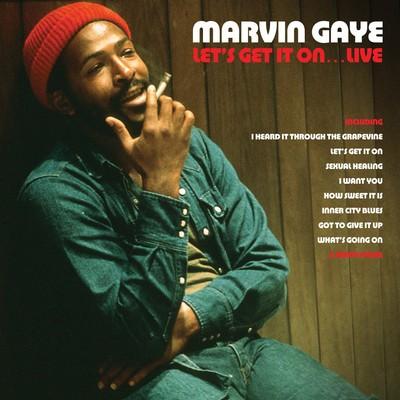 Marvin Gaye - Let's Get It On: Live