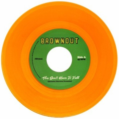 Brownout - You Don't Have To Fall