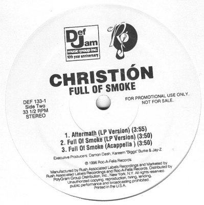 Christión - Full Of Smoke