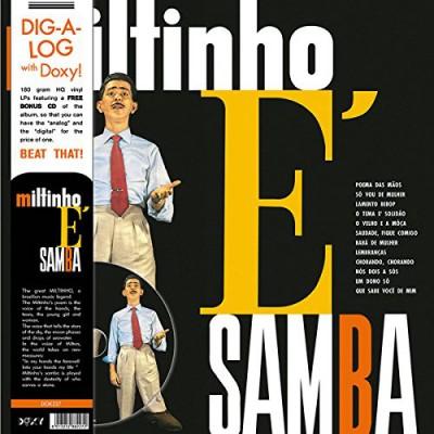 Miltinho - Miltinho É Samba