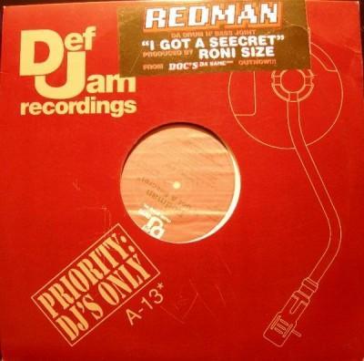 Redman - I Got A Seecret