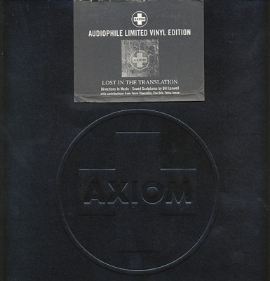 Bill Laswell - Axiom Ambient - Lost In The Translation