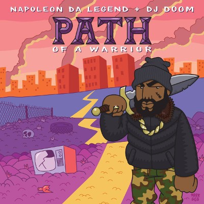 Napoléon Da Legend - Path Of A Warrior