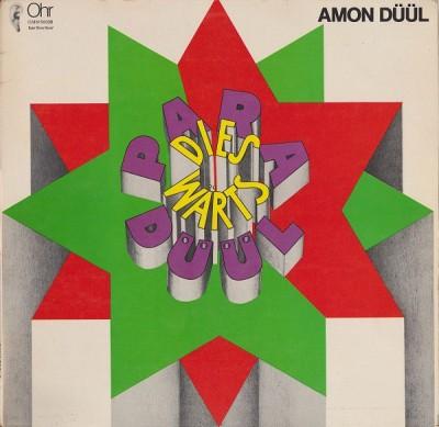 Amon Düül - Paradieswärts Düül