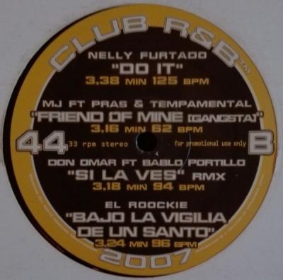Various - Club R&B 44