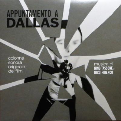 Nino Pasquale Tassone E Nico Fidenco - Appuntamento A Dallas  (Colonna Sonora Originale Del Film)