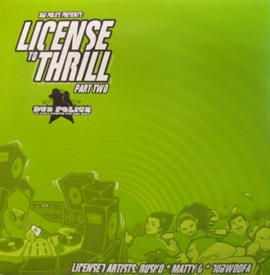 Rusko - License To Thrill (Part Two)