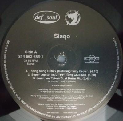 Sisqo - Thong Song (Remix)