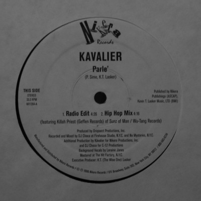 Kavalier - Parlé / Men Of War