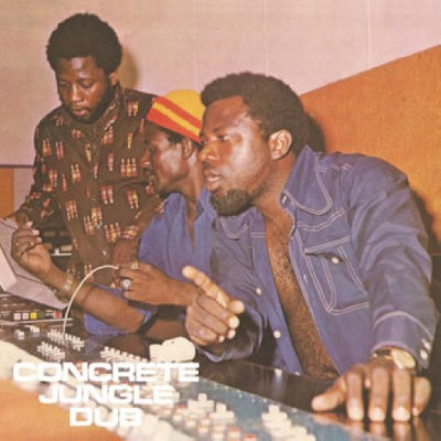 King Tubby & Riley All Stars - Concrete Jungle Dub
