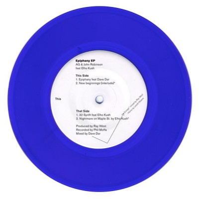 AG & John Robinson - Epiphany EP