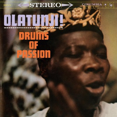 Babatunde Olatunji - Drums Of Passion