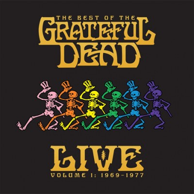 The Grateful Dead - Best of the Grateful Dead Live: Volume 1