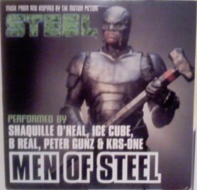 Shaquille O'Neal - Men Of Steel