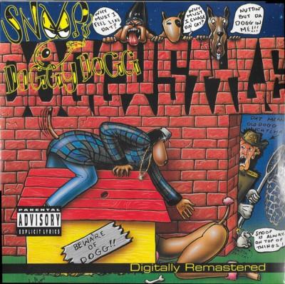 Snoop Dogg - Doggystyle